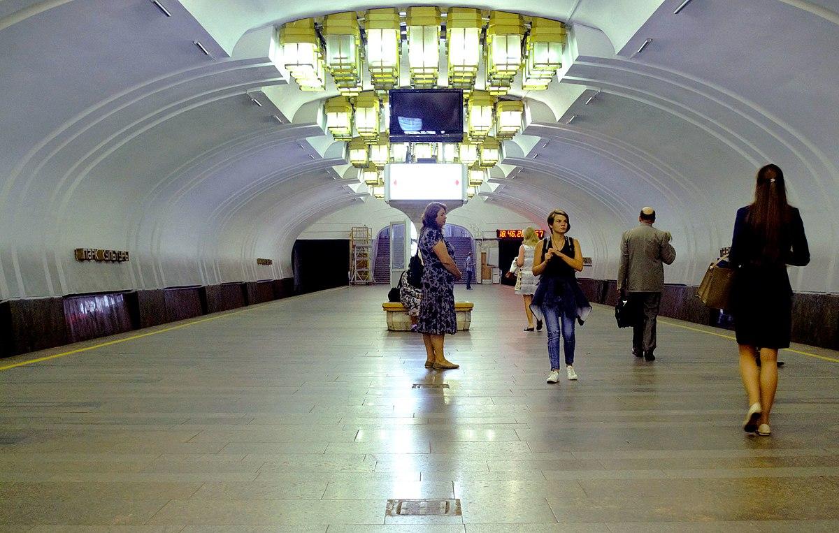 Nizhny Novgorod aeration station
