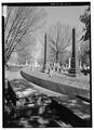 NORTH SECTION, CLOSER VIEW OF CIRCLE - Laurel Hill Cemetery, 3822 Ridge Avenue, Philadelphia, Philadelphia County, PA HABS PA,51-PHILA,100-9.tif