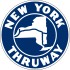 NYS Thruway Sign.svg