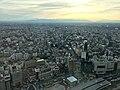 Nagoya view from Marriott 2018.jpg