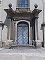 Nagytemplom, kosáríves kapu, 2020 Pápa.jpg