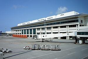 Naha Airport - Image: Naha Airport 13s 3s 4410