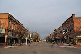 Nampa Historic District