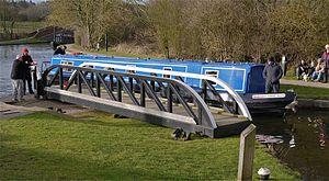Narrow Boat at Foxton Locks - Flickr - mick - Lumix.jpg