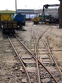 Ferrocarril De V 237 A Estrecha Wikipedia La Enciclopedia Libre