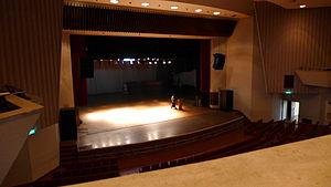 National Theatre of Yangon - Image: National Theatre of Yangon, hall 2