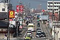 National road No.411 at Sakaori district Kofu-city.JPG
