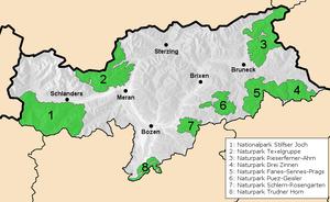 Sudtirol Karte Osterreich Italien.Sudtirol Reisefuhrer Auf Wikivoyage