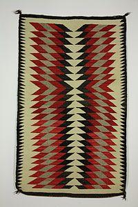 Navajo Germantown Eye Dazzler Rug