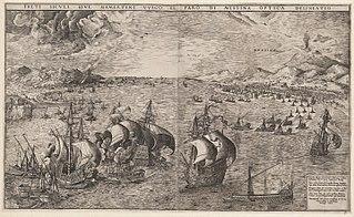 Bataille navale dans le détroit de Messine