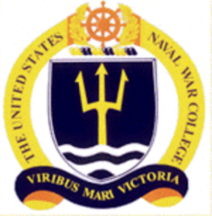Naval War College - Shield of the Naval War College