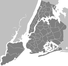 Chelsea, Manhattan is located in New York City