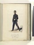 Nel secolo XIX. Esercito Messicano 1890, Ufficiale del Genio (NYPL b14896507-76704).tiff