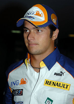 2008 German Grand Prix - Nelson Piquet finished in second position, despite qualifying in 17th.