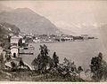 Nessi, Antonio (1834-1907) - Menaggio - Veduta dalla Riva - Lago di Como.jpg