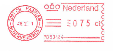 Netherlands stamp type M5.jpg