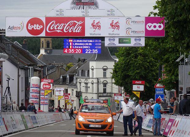 Neufchâteau - Tour de Wallonie, étape 3, 28 juillet 2014, arrivée (F09).JPG