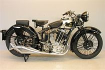 New Imperial Model 17 (500cc-kopklepper) uit 1934