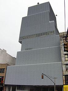 New Museum Wikipedia