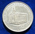 New York (USA) 1852 Medal Church of St. Matthew, obverse.jpg