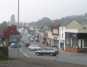 Lydney - Image: Newerne Street, Lydney geograph.org.uk 582223