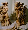 Niccolò dell'arca, Compianto sul Cristo morto, Chiesa di S. Maria della vita, Bologna 04.JPG