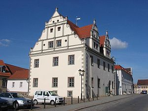 Niemegk - Town hall