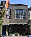 Nieuwe Arnhemse Courant uit 1920 Amsterdamse School (bouwstijl) Arnhem 22-04-2019.jpg