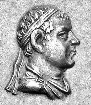 Nicias (Indo-Greek king) - Portrait of Nicias as a young king