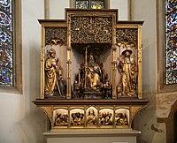 Niklaus von Hagenau, dritte Schauseite des Isenheimer Altars edit.jpg