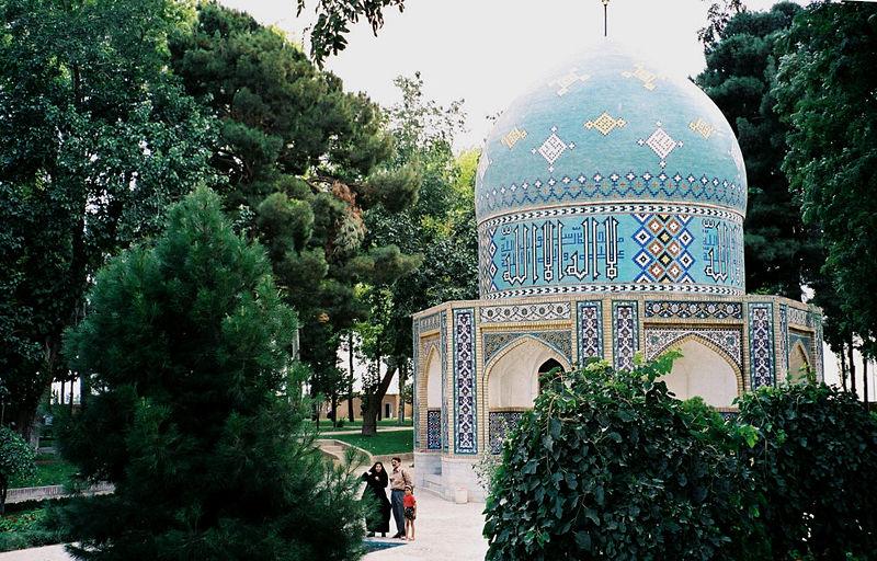 Farīd al-Dīn ʿAṭṭār 800px-Nishapur_Farid_ad-Din_Attar