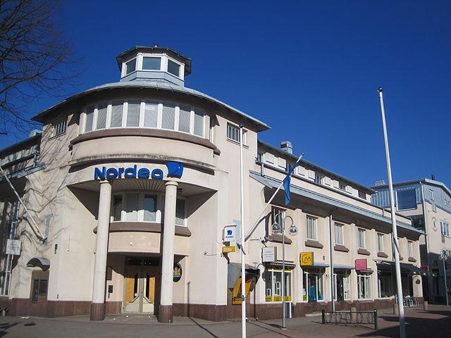 Переезд шведского банка Nordea в Данию не угрожает финансовому сектору экономики