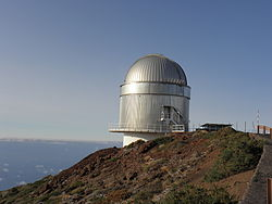 Nordic Optical Telescope near sunset.jpg