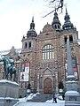 Nordiska museet entrance 2009.jpg