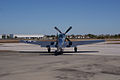 North American P-51D-30-NA Mustang Little Witch Taxi out 07 Stallion51 19Jan2012 (14797195289) (2).jpg