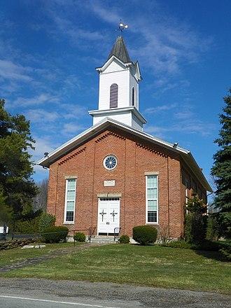 Ontario, New York - North Ontario United Methodist Church