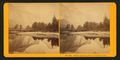 North and South domes, Yosemite, Cal, by Kilburn Brothers.png