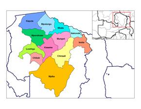 Provincia Settentrionale (Zambia)