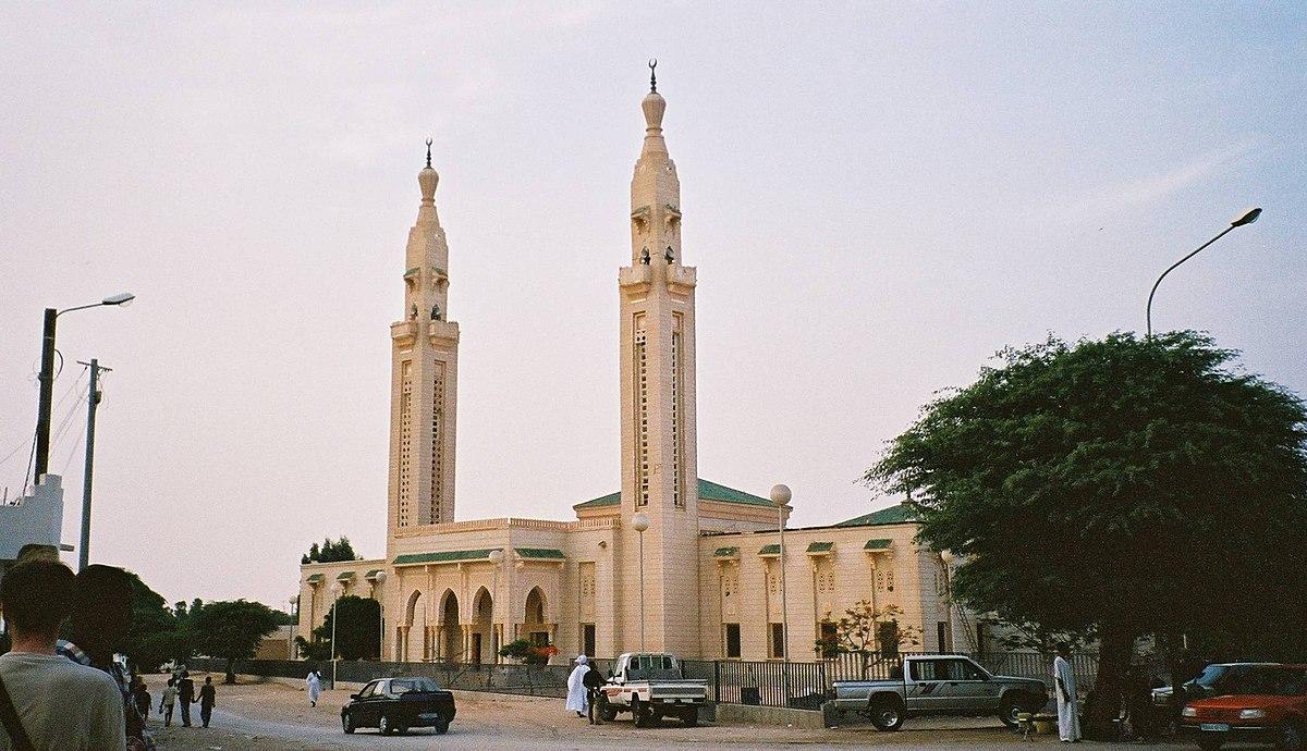 Islam en Mauritanie — Wikipédia