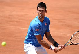 Image illustrative de l'article Novak Djokovic