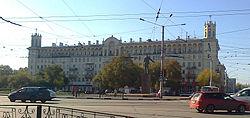 Novokuznetsk MayakovskySquare.jpg