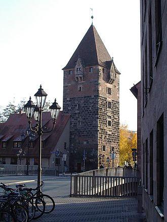 Debtors' prison - Schuldturm in Nuremberg