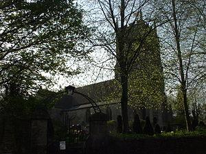 Nunney - Image: Nunney church