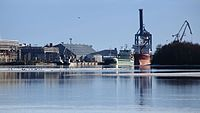 Nuottasaari harbour Oulu 20160403.jpg