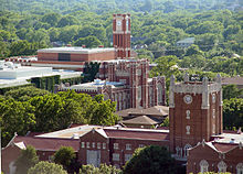University of Oklahoma - Wikipedia