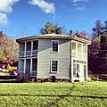 Octagon House Capon Springs WV 2013 11 03 04.jpg