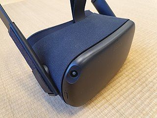 Oculus Quest Untethered virtual reality headset by Oculus VR