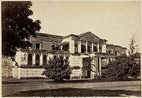 Offices of the Rohilkund and Kumaon Railway Company - Lucknow 1870s.jpg