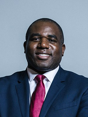 David Lammy - Lammy in 2017