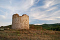 Old Bysantian tower 2010, Cassandreia, Peninsula.jpg
